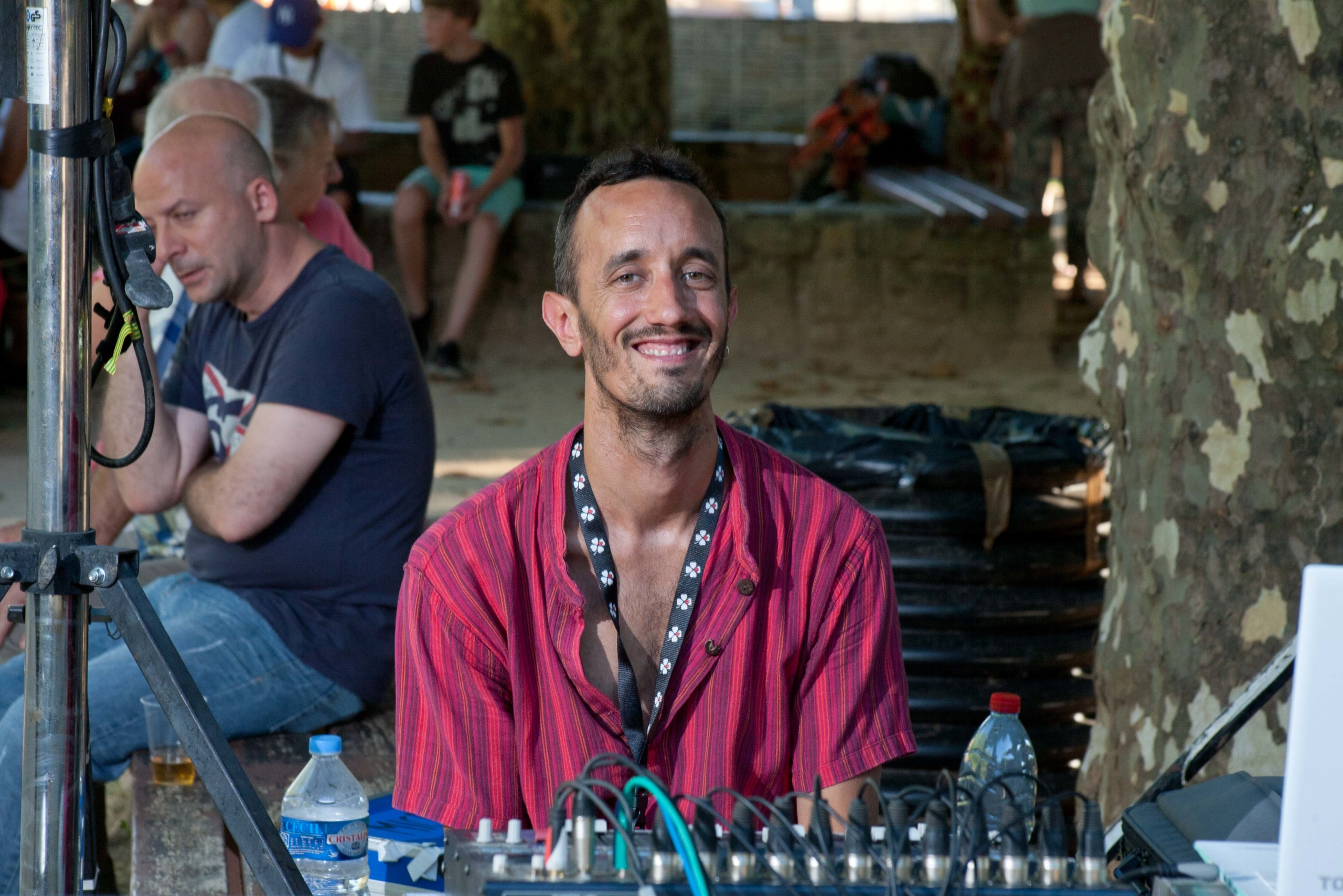 Tristan (technicien son / technicien studio / accompagnement artistique)
